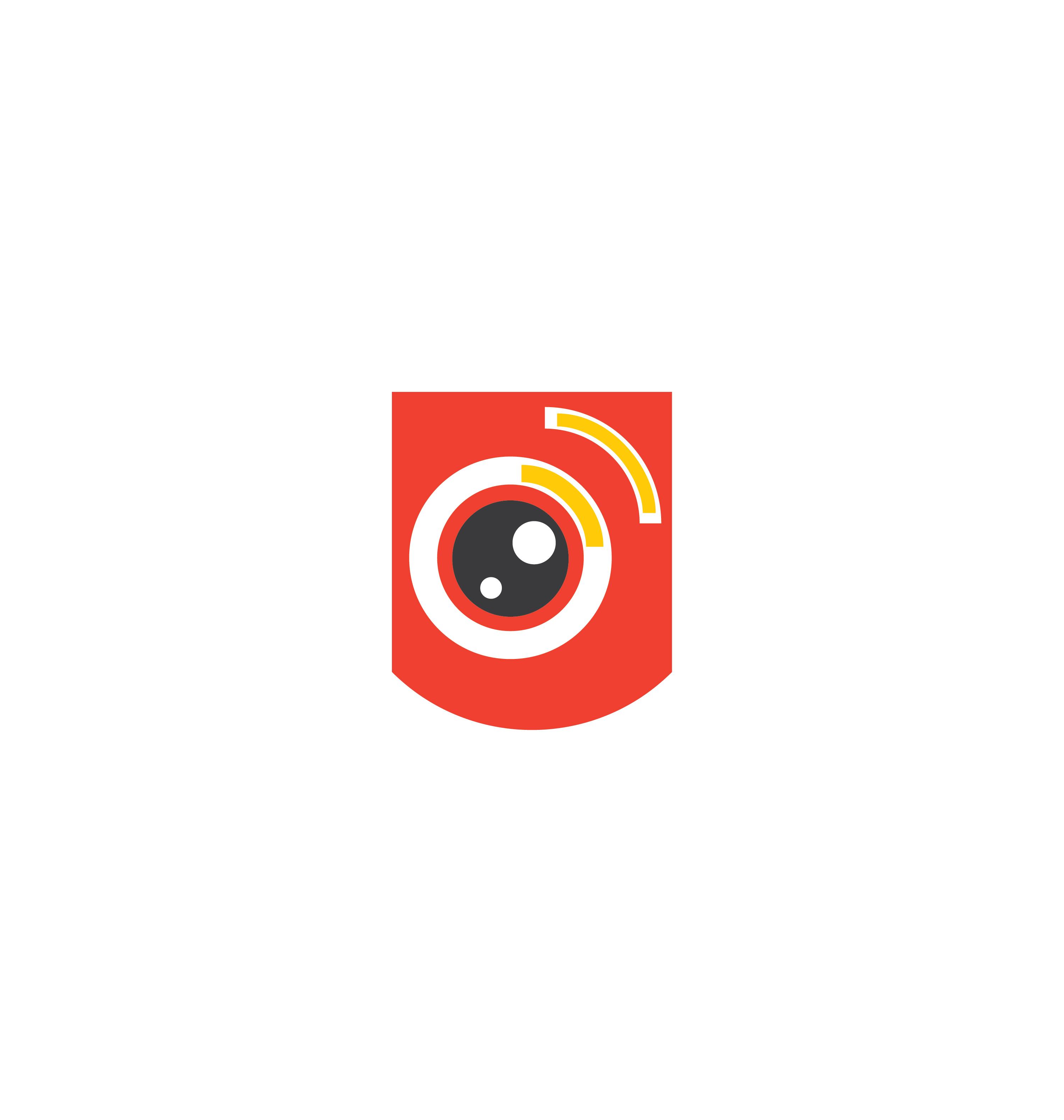 Camera icon vector 10