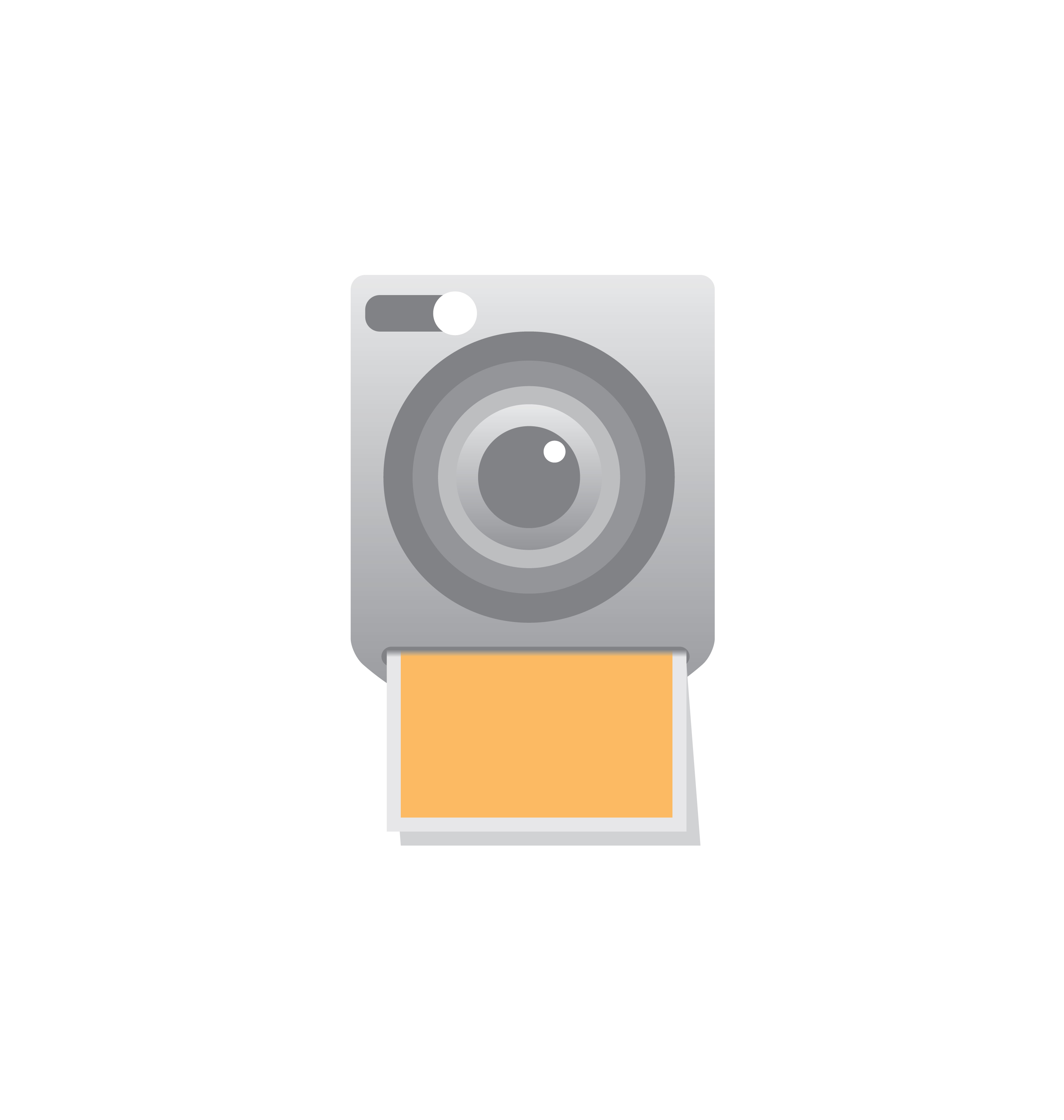 Camera icon vector 7