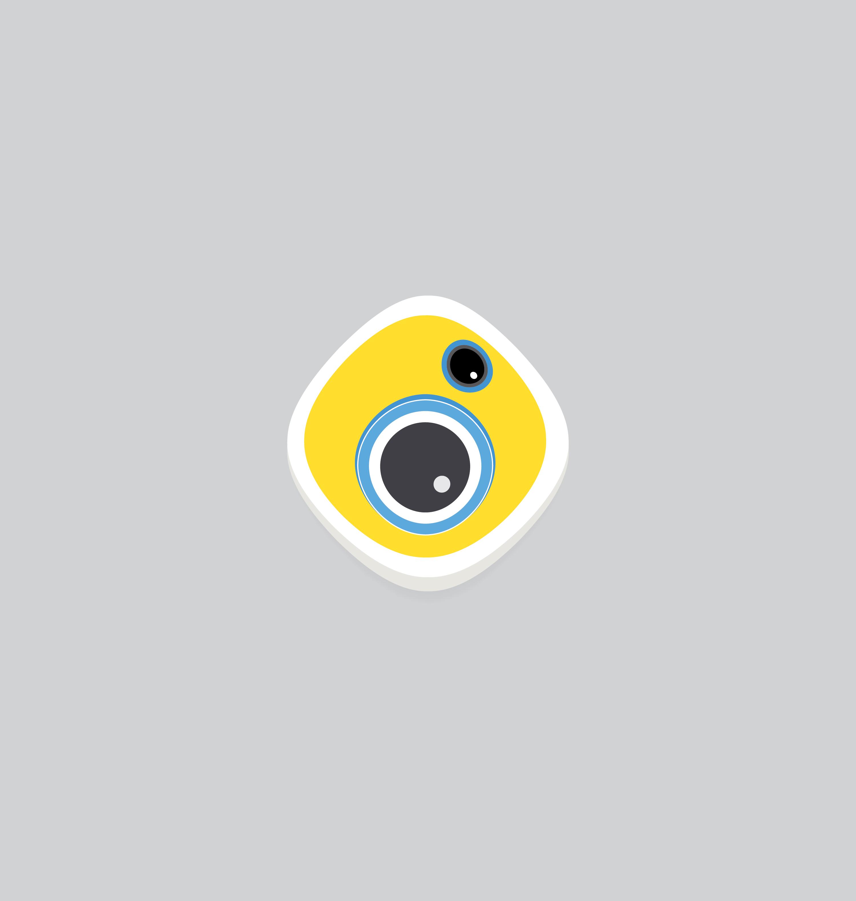 Camera icon vector 8