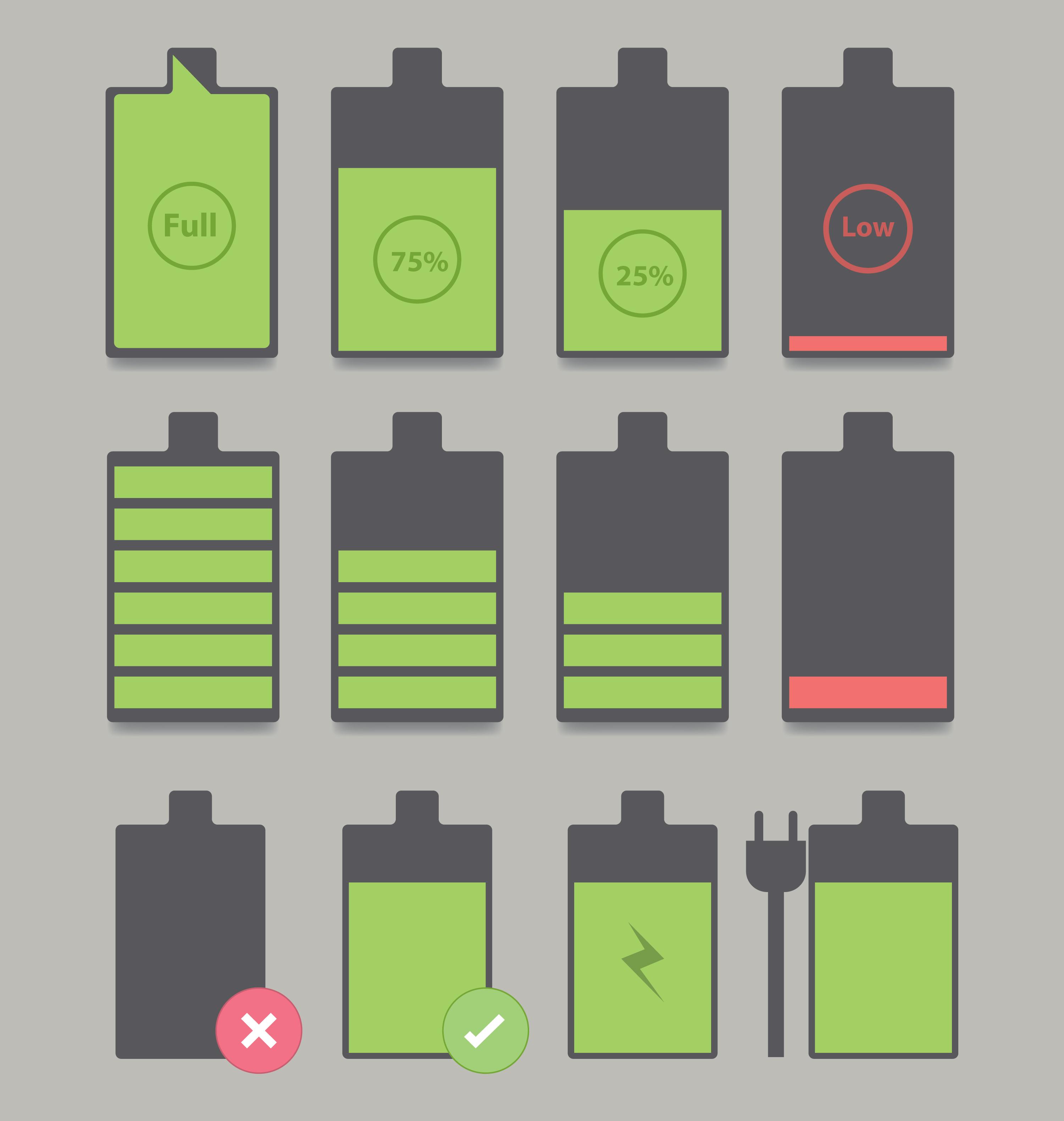battery sets