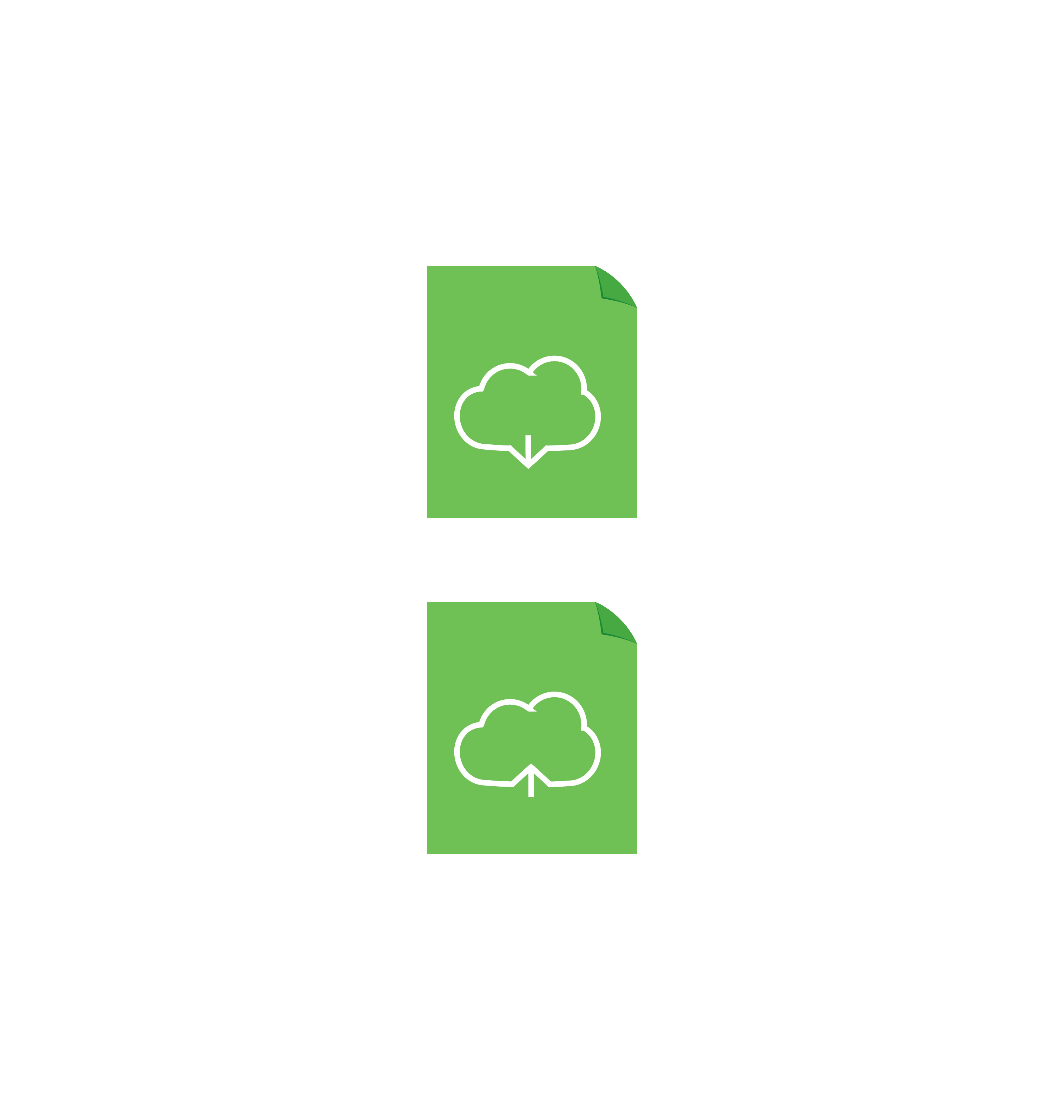 cloud download and upload icon 25